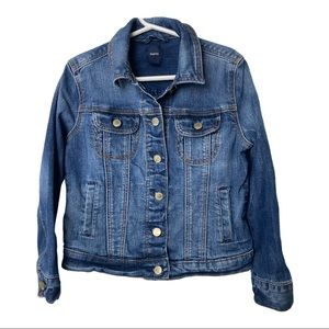 GAP Kids Denim Jacket Size S (6-7)